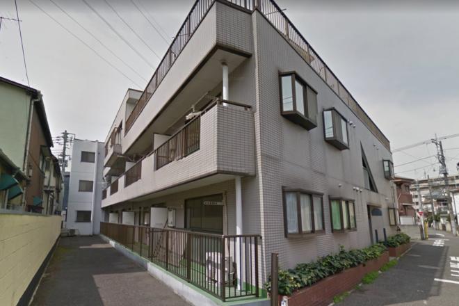 新蒲田写真