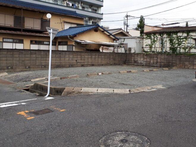 井堀駐車場